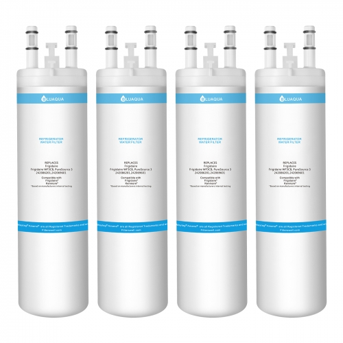 Bluaqua water filter replace for Frigidaire WF3CB Water Filter, Puresource 3, 242069601 4