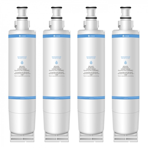 Bluaqua water filter Replacement for Whirlpool EDR5RXD1, EveryDrop Filter 5, PUR W10186668, 4396510, Kenmore 46-9010